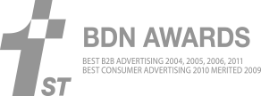 1ST BDN Awards Logo
