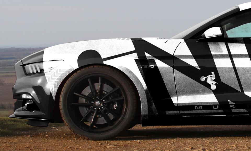 Positioning Revo's Driven Attitude Automotive Marketing Project