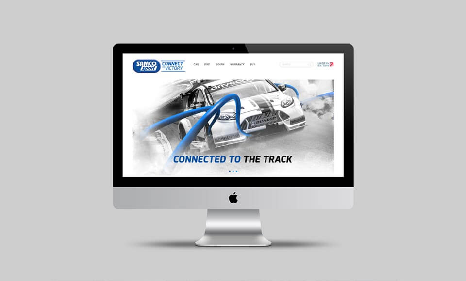 Connecting Samco Sport to Victory Automotive Marketing Project