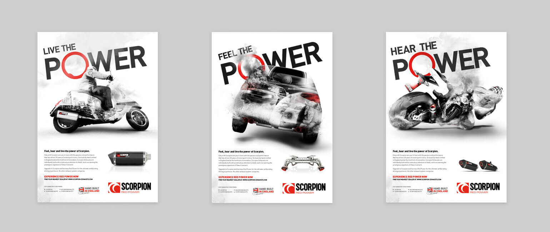 Putting the Stinger into Scorpion Automotive Marketing Project