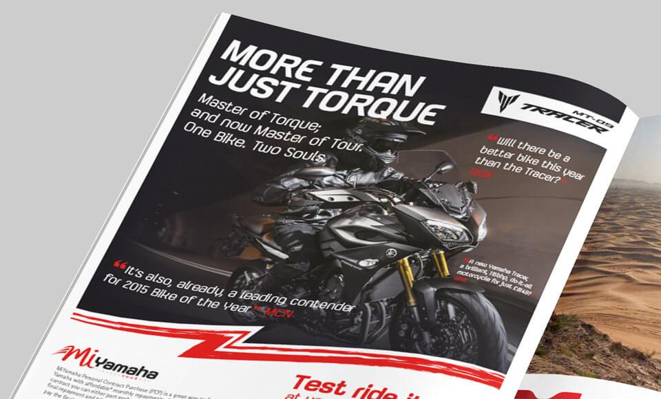 Torquing Yamaha's Language Automotive Marketing Project