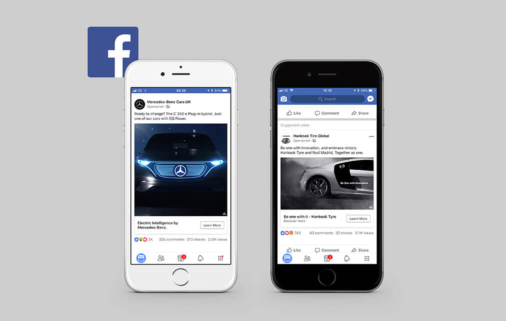 WDA Automotive Marketing | Facebook Advertising