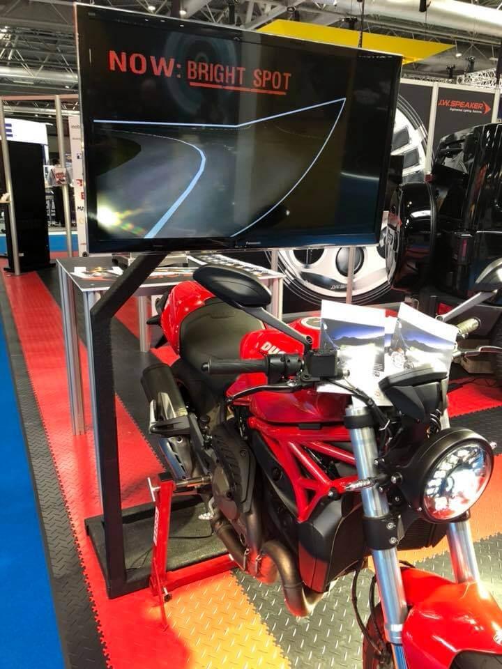 Automechanika bike