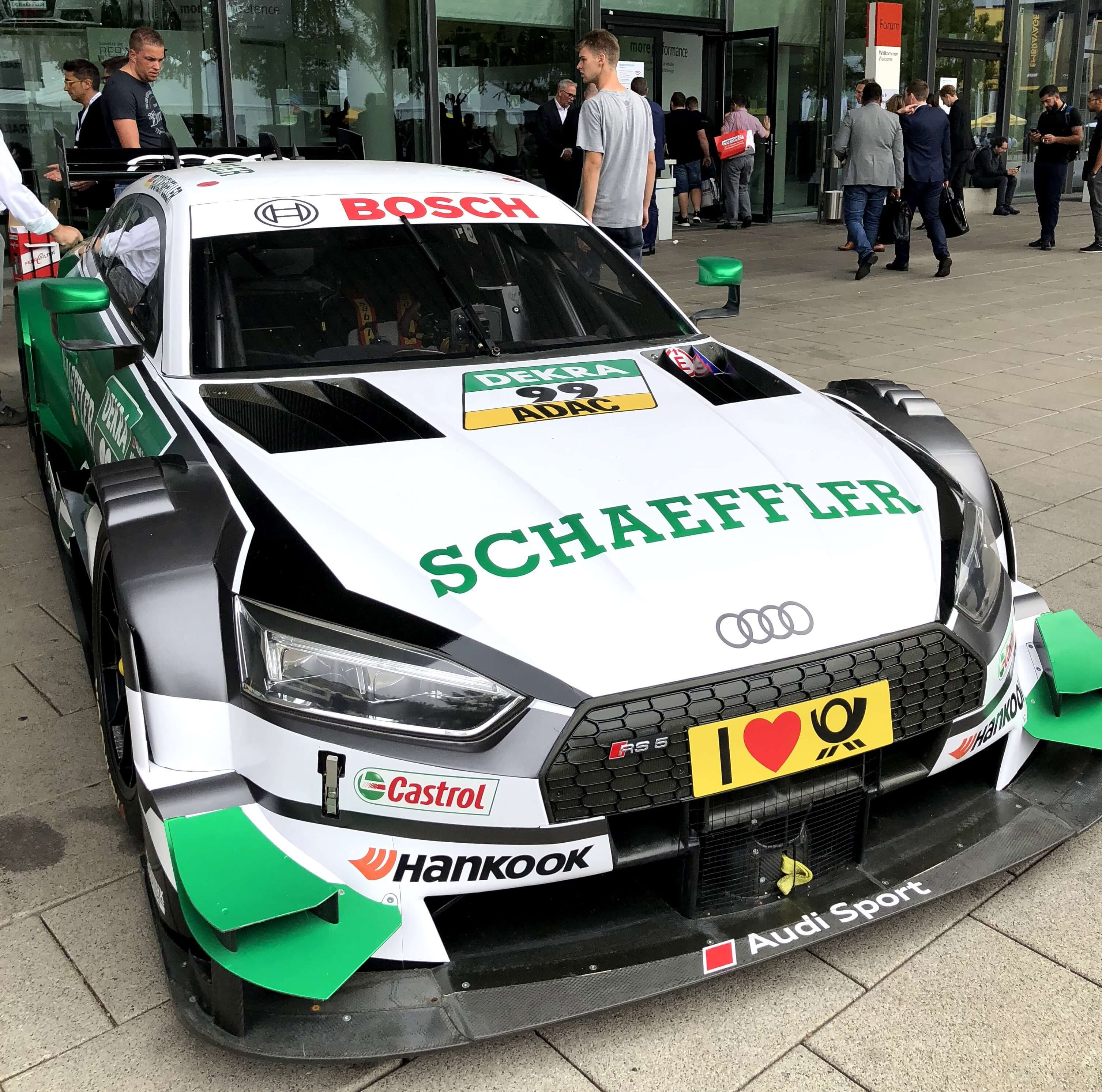 Schaeffler at Automechanika Frankfurt 2018