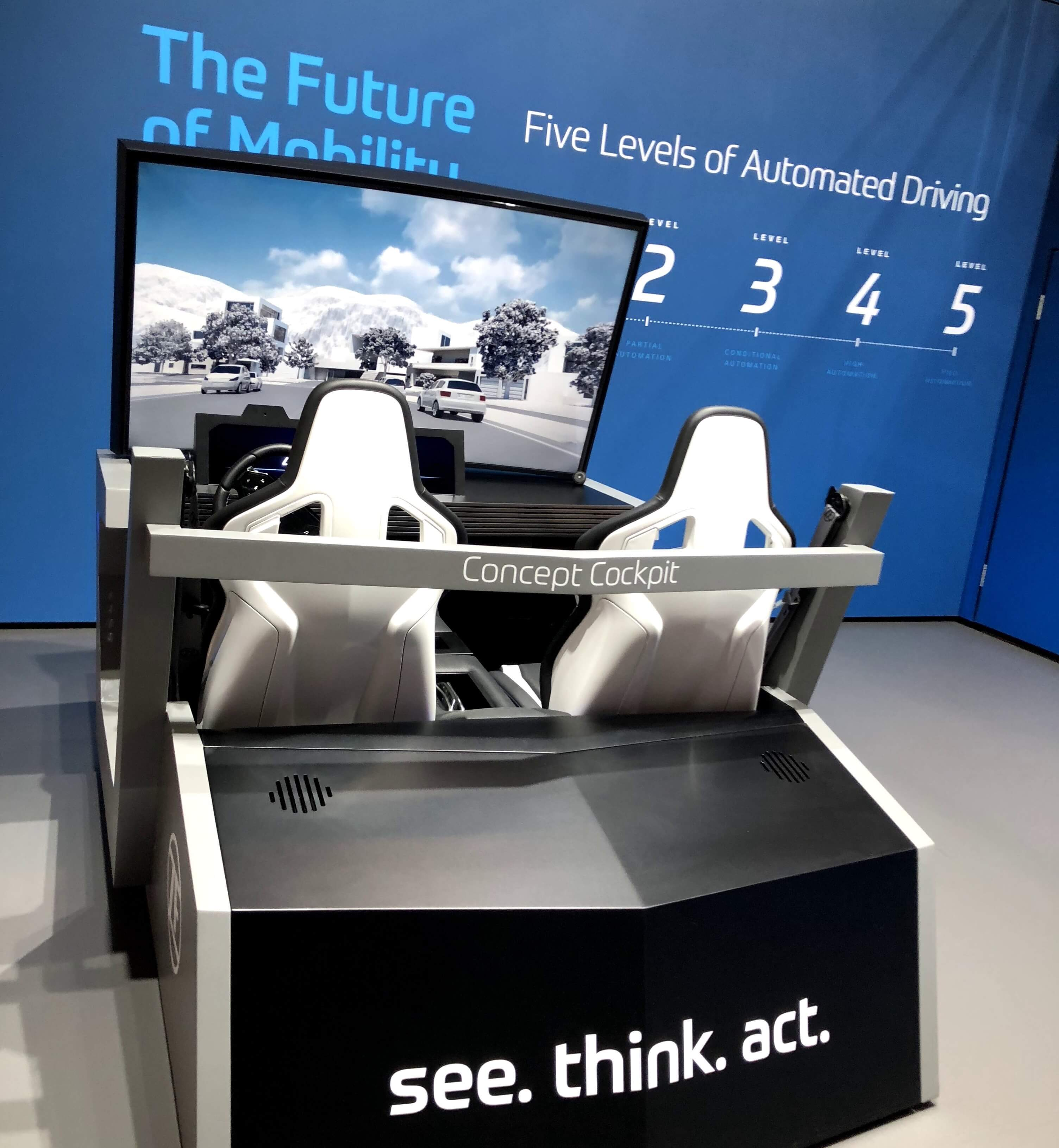 ZF AM Division Automechanika