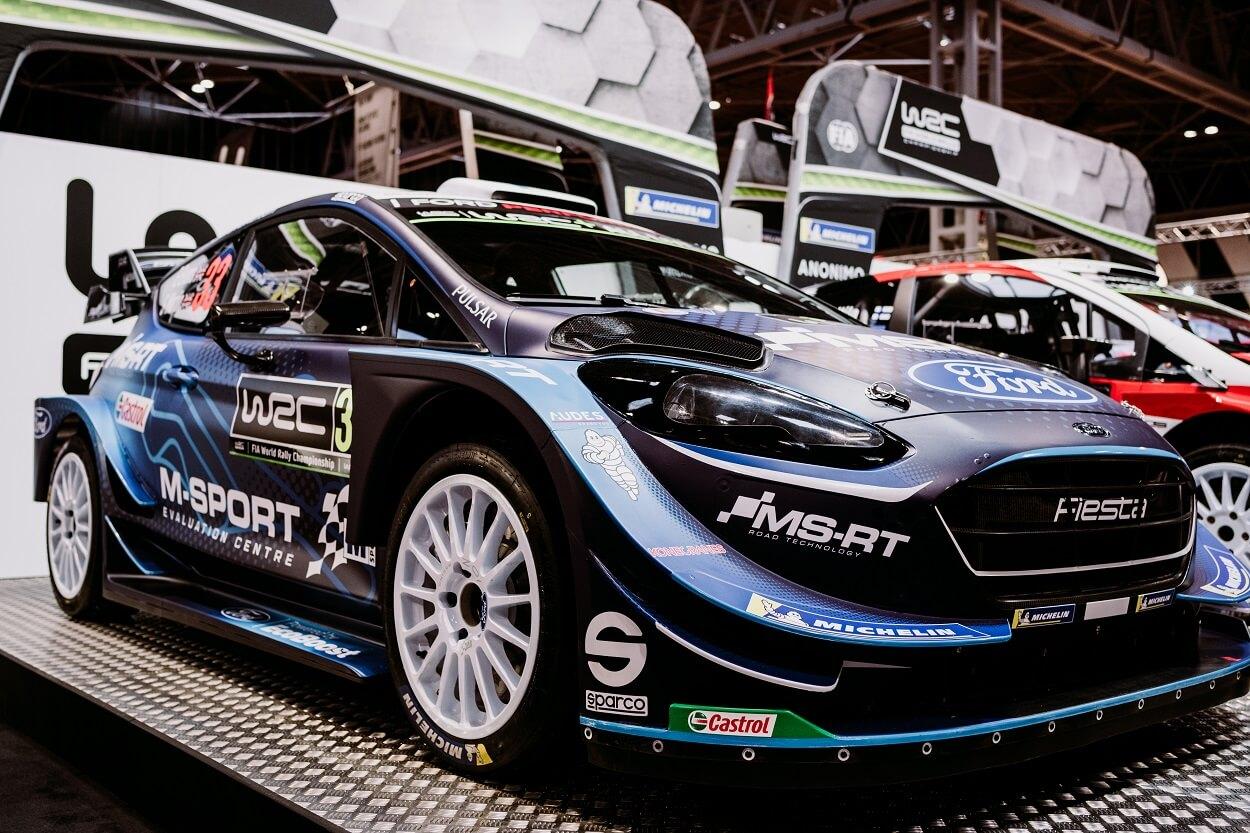 WRC 2019 liveries