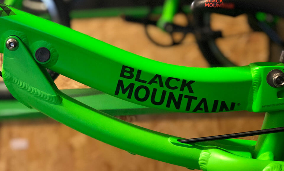Helping Black Mountain Reach the Summit Automotive Marketing Project