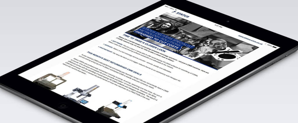 status digital marketing support