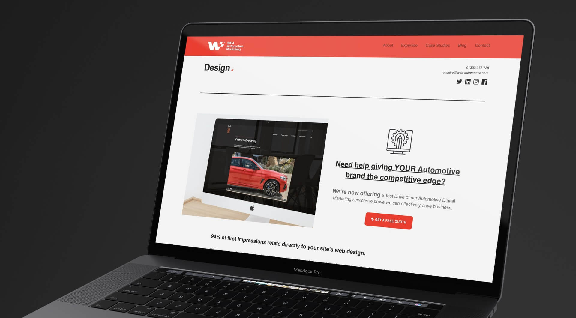 wda web design