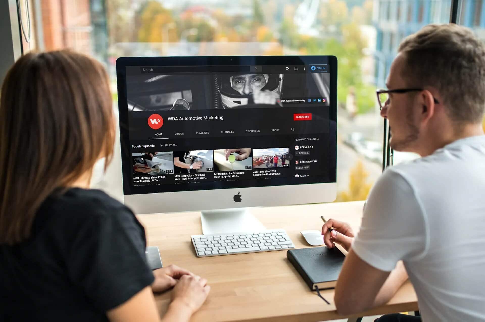 5 youtube marketing tips