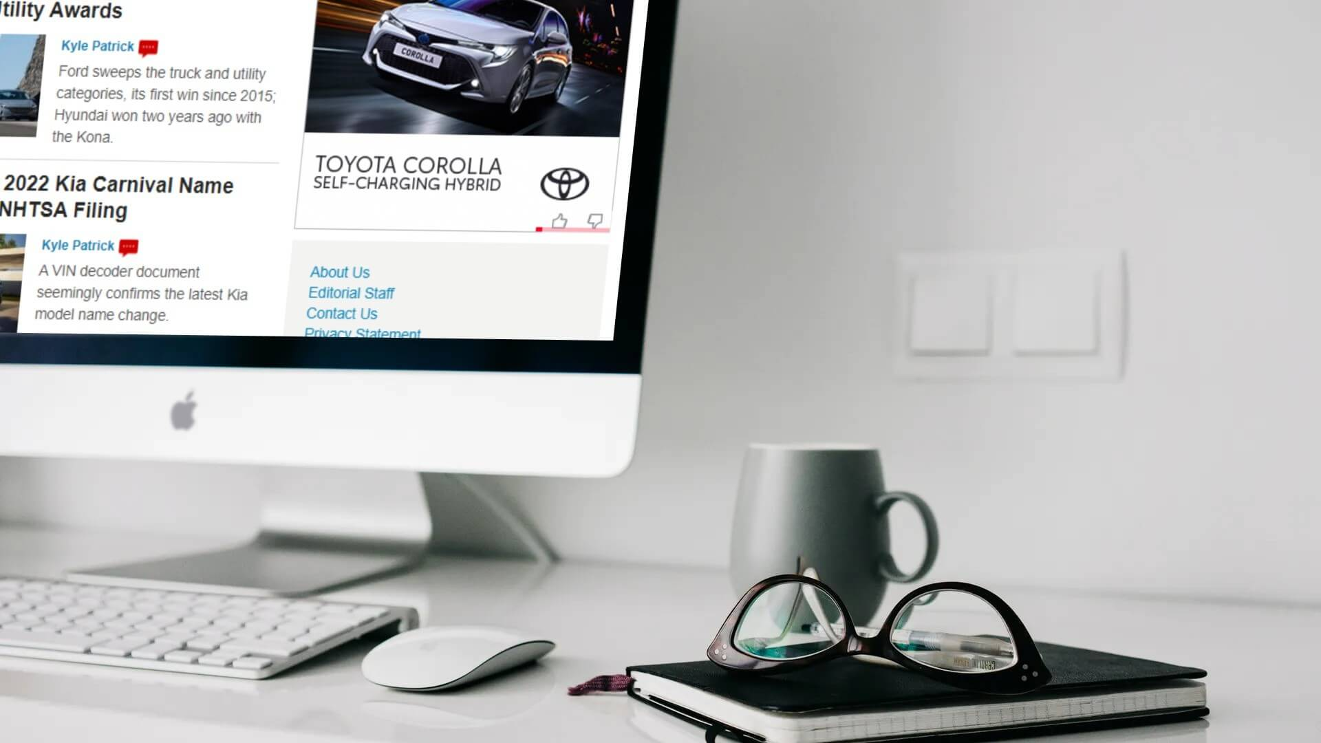 cookieless future - retargeting toyota